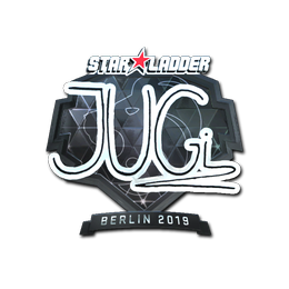 JUGi (Foil) | Berlin 2019
