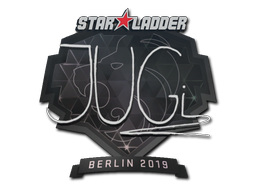 Sticker | JUGi | Berlin 2019