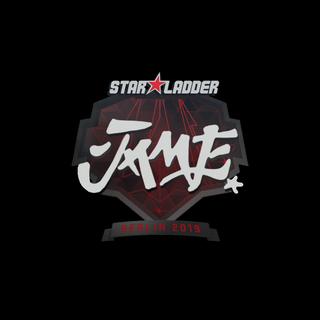 Sticker | Jame | Berlin 2019