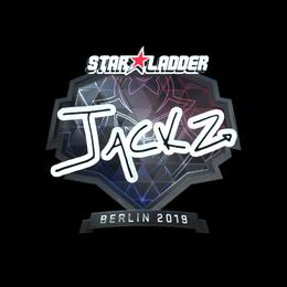 JaCkz (Foil) | Berlin 2019