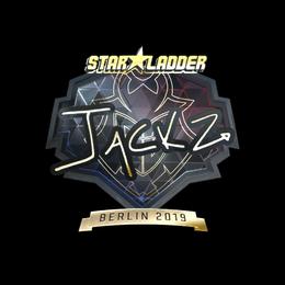 JaCkz (Gold) | Berlin 2019