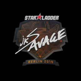 jks | Berlin 2019