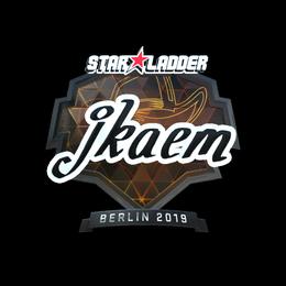jkaem (Foil) | Berlin 2019