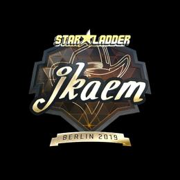 jkaem (Gold) | Berlin 2019