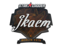 Sticker | jkaem | Berlin 2019
