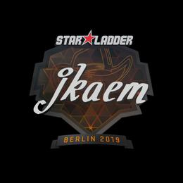 jkaem | Berlin 2019