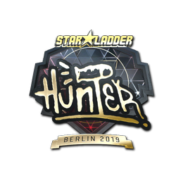 huNter- (Gold) | Berlin 2019