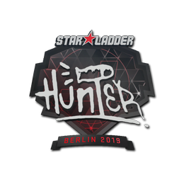 huNter- | Berlin 2019