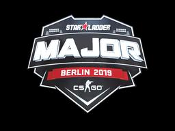 Sticker | StarLadder (Foil) | Berlin 2019