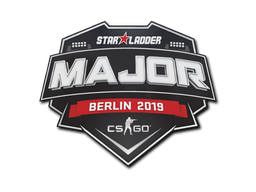Sticker | StarLadder | Berlin 2019