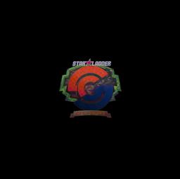 Sticker | Syman Gaming (Holo) | Berlin 2019