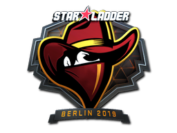 Sticker | Renegades (Foil) | Berlin 2019