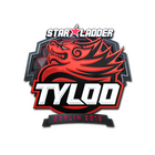 Sticker   Tyloo (Foil)   Berlin 2019