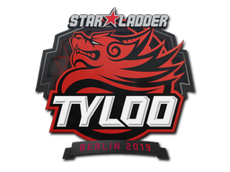 Sticker | Tyloo | Berlin 2019
