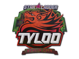 Sticker | Tyloo (Holo) | Berlin 2019