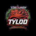 Sticker   Tyloo (Holo)   Berlin 2019
