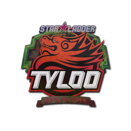 Tyloo (Holo) | Berlin 2019
