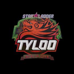 Tyloo (Holo)   Berlin 2019