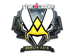 Sticker | Vitality (Foil) | Berlin 2019
