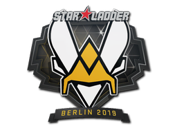 Sticker | Vitality | Berlin 2019