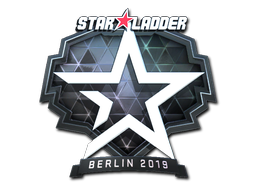 Sticker   compLexity Gaming (Foil)   Berlin 2019