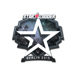 compLexity Gaming (Foil)   Berlin 2019