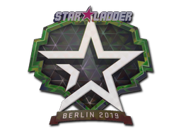 Sticker   compLexity Gaming (Holo)   Berlin 2019