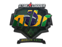 Sticker | MIBR | Berlin 2019