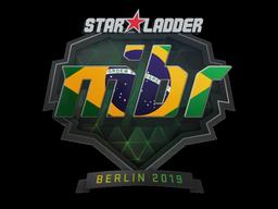 Sticker | MIBR | Berlin 2019