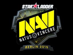 Sticker | Natus Vincere (Foil) | Berlin 2019