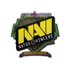 Sticker | Natus Vincere (Holo) | Berlin 2019