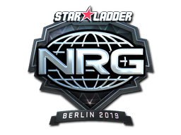 Sticker | NRG (Foil) | Berlin 2019
