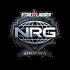 Sticker   NRG (Foil)   Berlin 2019