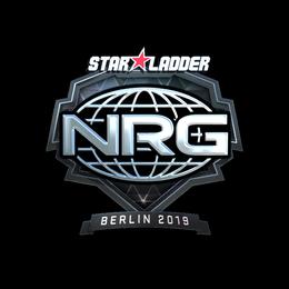 NRG (Foil) | Berlin 2019
