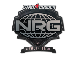 Sticker | NRG | Berlin 2019