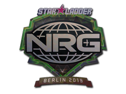 Sticker | NRG (Holo) | Berlin 2019