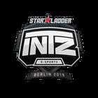 Sticker   INTZ E-SPORTS CLUB   Berlin 2019