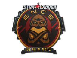 Sticker | ENCE | Berlin 2019