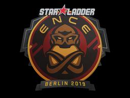 Sticker | ENCE | Berlin 2019