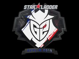 Sticker   G2 Esports   Berlin 2019