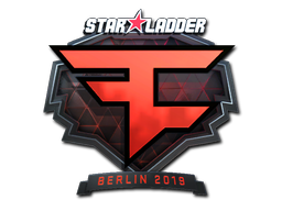Sticker | FaZe Clan (Foil) | Berlin 2019