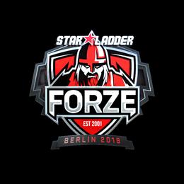 forZe eSports (Foil) | Berlin 2019
