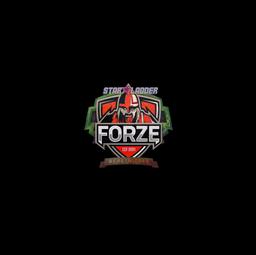 Sticker | forZe eSports (Holo) | Berlin 2019