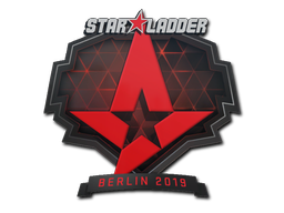 Sticker | Astralis | Berlin 2019