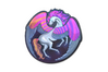 Sticker   Pegasus (Holo)