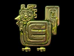 Sticker   Ancient Beast (Foil)