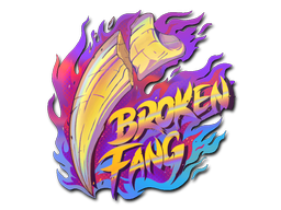 Sticker | Broken Fang (Holo)