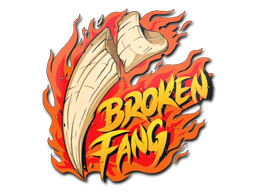 Sticker | Broken Fang