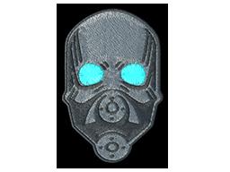 Нашивка | Шлем солдата Альянса