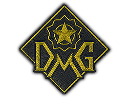 Patch | Metal Distinguished Master Guardian